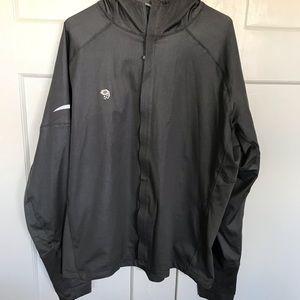 Mountain Hardwear Mens Hooded Jacket - XL
